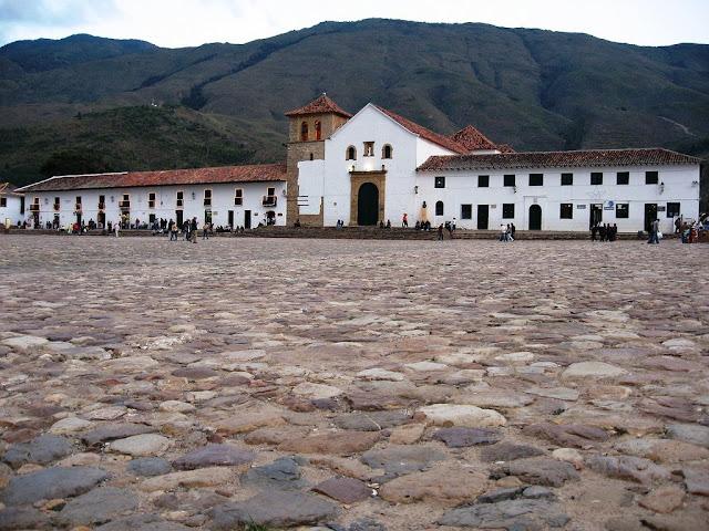 Villa de Leyva, Boyacá, Colombia