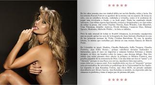 Natalia Paris, Ana Katalina Torres y Monica Fonseca  en la revista Don juan