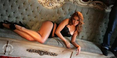 Jessica Cediel en la Revista Don Juan
