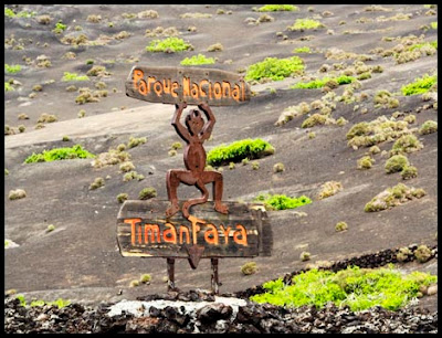 Parco Nazionale di Timanfaya