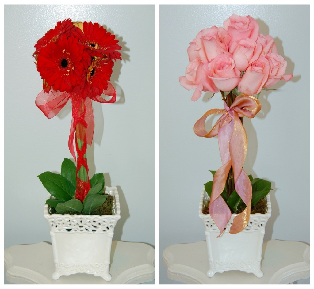 i heart salt lake make your own valentine flower arrangements