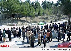 اعتراضات کارگران در ایران