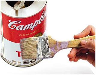 Pasando antioxidante a la lata