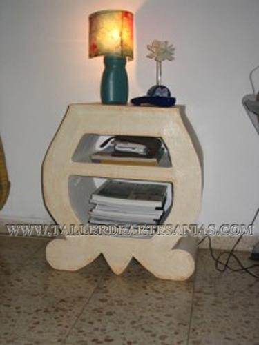 Muebles de cart n taringa - Muebles de carton ...