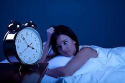 Tips Menyembuhkan insomnia