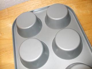 teglia per muffins
