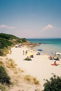 Spiaggia Punta Nera - San Pietro