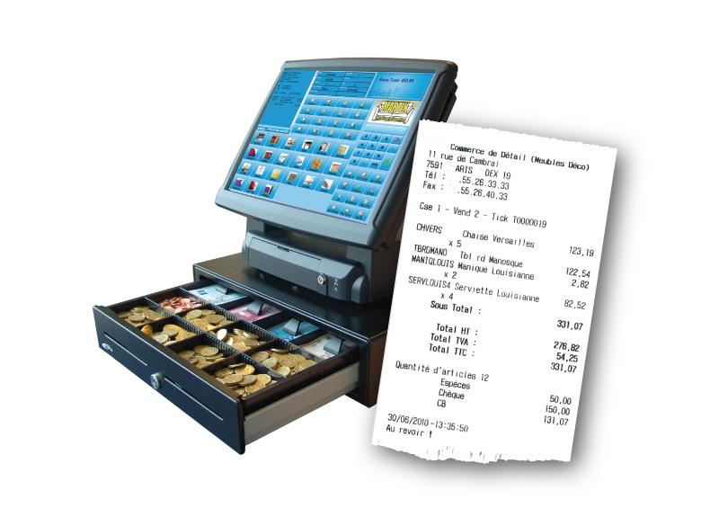 receipt maker machine
