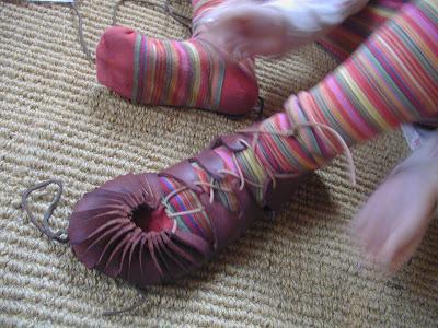 Tutoriel Chausson Viking Shoes Tutorial