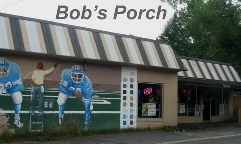 Bob's Porch - Presented by Tyler Perry