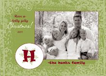 My Christmas Card Blog