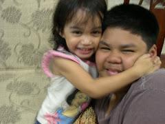 Amir and Sarah