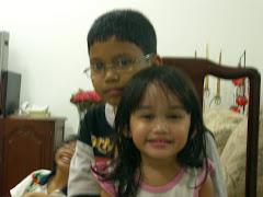 Aman and Sarah