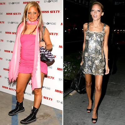 Nicole Richie Fat. is Nicole Richie and knows
