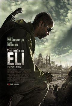 Baixar O Livro de Eli DVDScr Legendado Eli (Washington) é um guerreiro solitário que sobreviveu a um não muito distante futuro pós-apocalíptico.