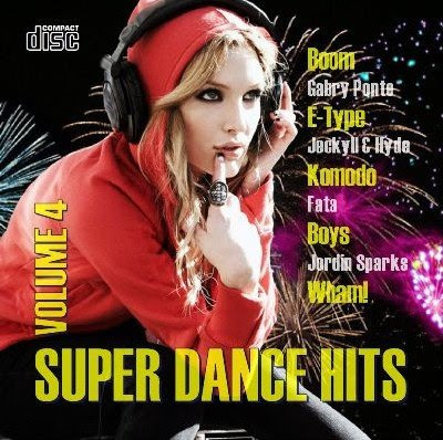 Super Dance Hits vol.4 [2009]  Músicas 01. Wham! – Last Christmas (Benny Benassi's X-Tended Mix) (00:05:15) 02. Gabry Ponte vs Format C – Dreams (Extended Mix) (00:05:57) 03. Fata – I Love Fata (Victor Ark Radio Edit) (00:03:39) 04. E-Type – Life (Glitterati Mix) (00:06:00)