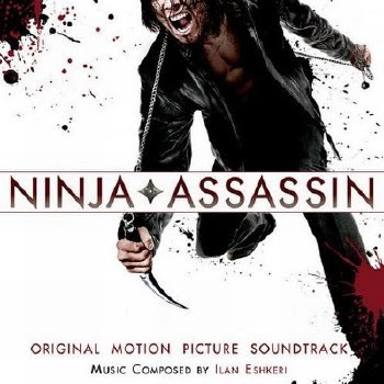 Download cd/mp3 Ninja Assassin (2009)  Músicas 1. Ninja assassin (6:17) 2. Training (6:35) 3. Kiriko Runs (2:26) 4. Mika's Apartment (4:43)