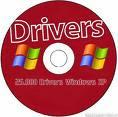 25.000 Drivers para Windows XP Descrição: Excelente CD preenchido com drivers para o PC,