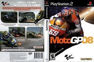 Baixar MotoGP 08  PS2 Moto GP 08 é mais um título da famosa franquia que enfoca corridas de motocicleta. Assim como seus antecessores,