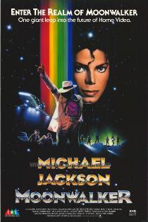 Michael Jackson - Moonwalker Tamanho: 772mb Formato: AVI Qualidade: Audio 10 Video 10 Idioma : Português/Inglês