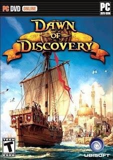 Anno 1404 – Dawn of Discovery-Razor1911 Dawn da Discovery tem lugar no ano 1404, quando o Rei Georges está  sofrendo de graves secas e brutal fome.
