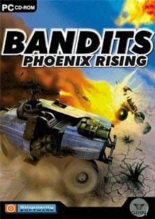 Bandits: Phoenix Rising Ignorando Mad Max, os bandits foram ao longo deste deserto! Bandits é o jogo onde o seu canhão montado num carro de combate leva você numa aventura em toda green feilds, deserto e desfiladeiros profundos neve,