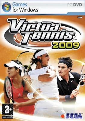 Virtua Tennis 2009 CLONEDVD-PLATiN  OS  Windows 98/98SE/ME/XP PentiumTMII 450MHz, 64MB RAM