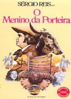 O Menino da Porteira (1976) Diogo (Sérgio Reis), peão boiadeiro, está trazendo grande boiada para a Fazenda da Ouro Fino, do Major Batista.Passando pelo sítio de Otacílio, faz amizade com o menino Rodrigo.
