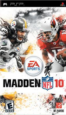 Madden NFL 10 [PSP] Formato: ISO Idioma: English Tamanho: 700mb Hoapedagem: Hotfile/Uploading