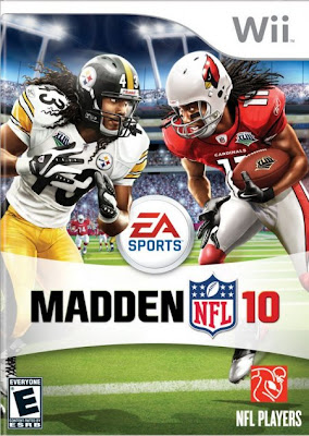 Madden NFL 10  Formato: ISO Idioma: English Tamanho: 4.5Gb Hoapedagem: Rapidshare