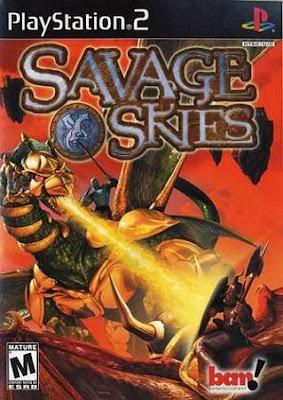Savage Skies [PS2] [NTSC] Game: PS2 Região: NTSC Genero: Fantasy Shooter Tamanho: 0.99 GB