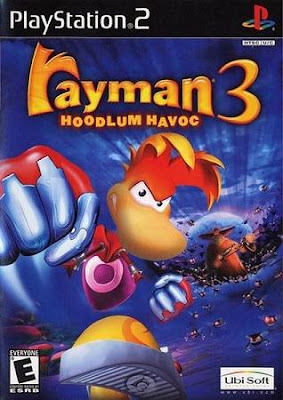 Rayman 3: Hoodlum Havoc [PS2] [PAL] Game: PS2 Região: PAL Genero: Ação