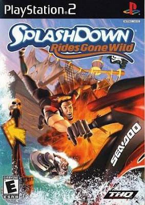 Splashdown: Rides Gone Wild Game: PS2 Região: NTSC Genero: Ação Tamanho: 831.59 MB
