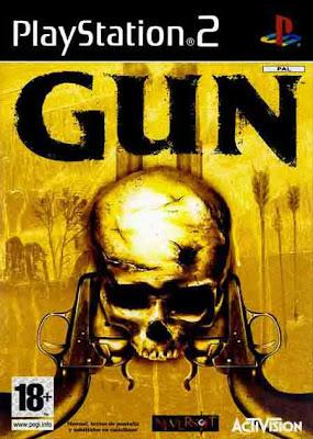 Detonado completo de Gun (PS2)  1ª FASE:  Está fase é simples, basta seguir o velho (Ned) e acertar todos os comandos que aparecerão na tela.
