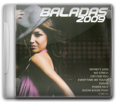 CD Baladas 2009 01 Michael Bell Feat. The Cheryll`S – Jai Ho! (You Are My Destiny) 02 Jan Dyllon – Infinity 2008 03 Dannie Walker – No Stress