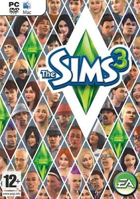 The Sims 3 é a continuação do mais famoso simulador de vida, desenvolvido pela Maxis.
