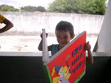 Eu adoro ler!