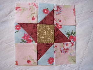 February Quilt Pattern Block of the Month
