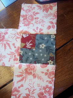 Heart Quilt Table Runner