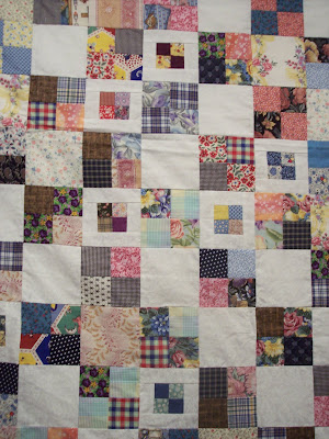 Quilt From Book Five of The Quilt Ladies Book Collection, The Kitchen