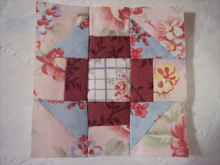 March Quilt Pattern Block of the Month - Free Pattern