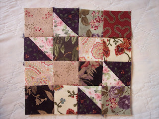 April Quilt Pattern Block of the Month
