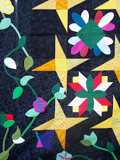 Stars Quilt from The Quilt Ladies Book Collection Book Nine