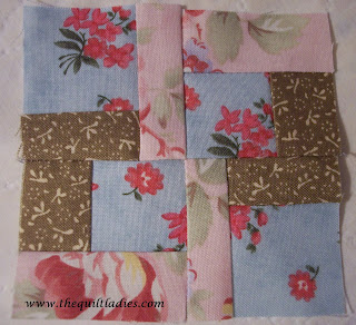 September Quilt Pattern Block of the Month
