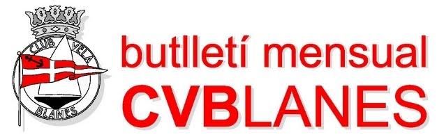 Butlletí Club Vela Blanes