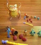 PT Flea Toy