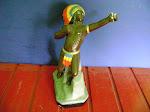 Cacique Tupinambá, guerreiro de muitas batalhas pela sagrada Umbanda.