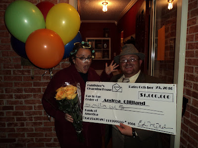 Gililland's Island: Publisher's Clearing House Costume