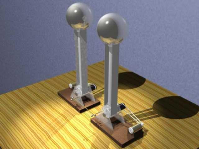 Todo fisica generadores electrost ticos - Generadores de electricidad ...