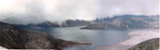 Spirt Lake Mount Saint Helens National Monument Washington